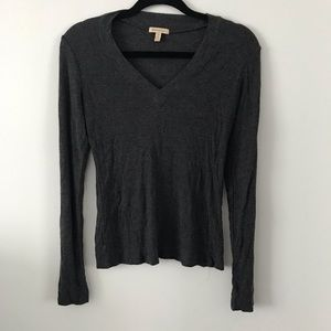 Anthropologie Longsleeve V-Neck
